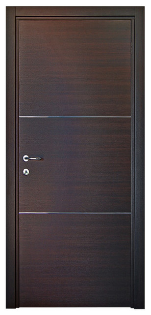 "Tocco Moderno, 36"" X 80"", Soss Invisible Hinges, Pre-Hung modern-windows-and-doors"