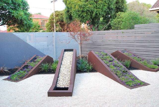 Planter Boxes - Outdoor Pots And Planters - melbourne - by H2O Designs