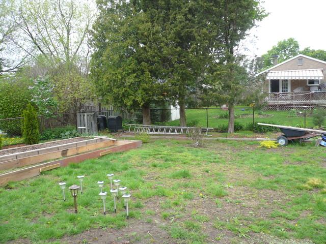 Healing Garden Oasis