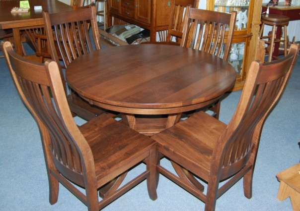 Amish Furniture Tables & Chairs - Craftsman - Dining Sets - other metro - by Superior Fine ...