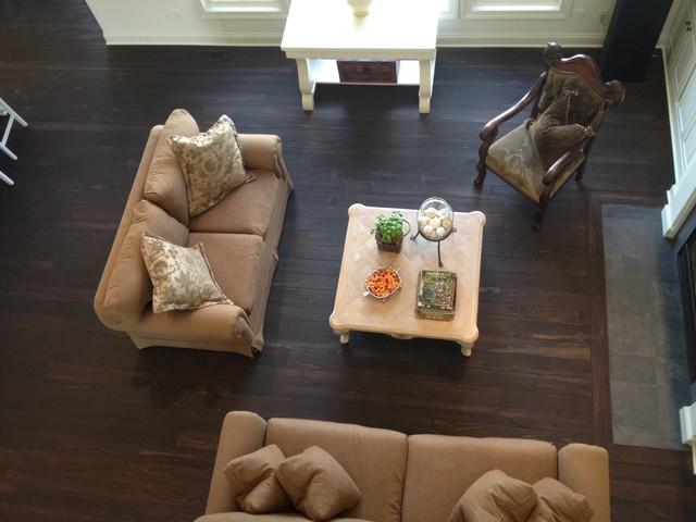 Residential Floors traditional-hardwood-flooring