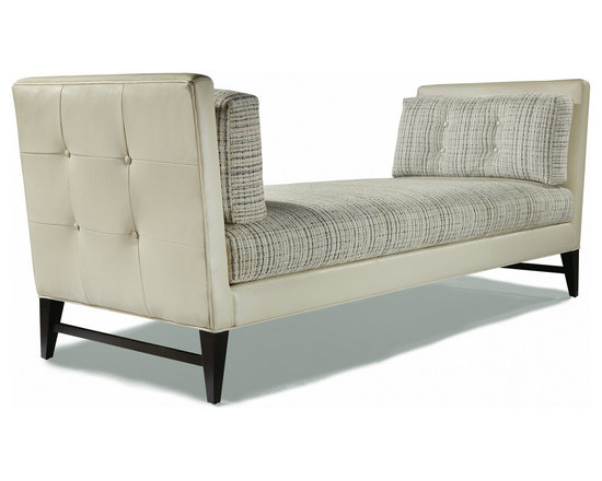 Talking Back Day Bed Chaise from Thayer Coggin -