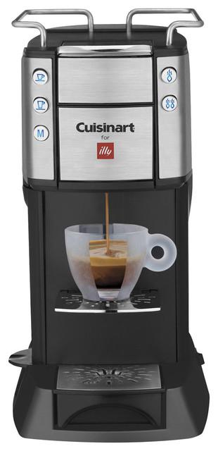 Cuisinart Buona Tazza Single-Serve Espresso Machine contemporary-coffee-and-tea-makers
