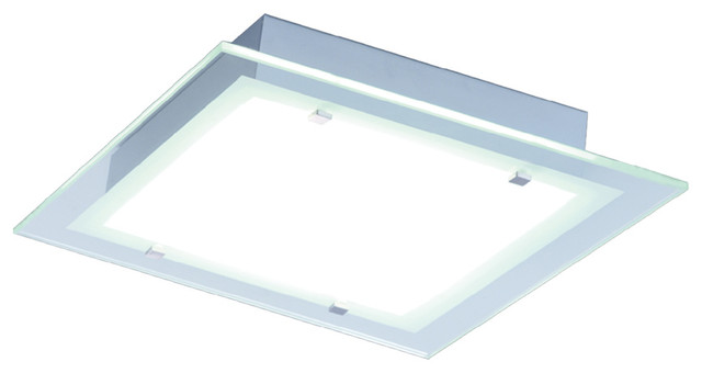 ET2 E22122-24AL Contempra 2-Light Flush Mount modern-ceiling-lighting