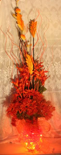 Faux Floraluminations