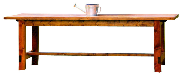 Rustic Farmhouse Table White Large Rustic Dining Tables By