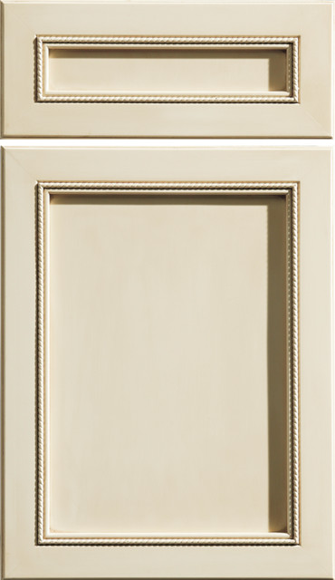 Dura Supreme Cabinetry Flat Panel Doors traditional-kitchen-cabinetry