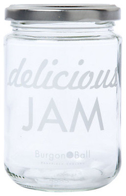 Printed Jam Jar modern food containers and storage