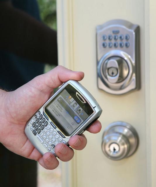 Nexia Lock Control home-electronics