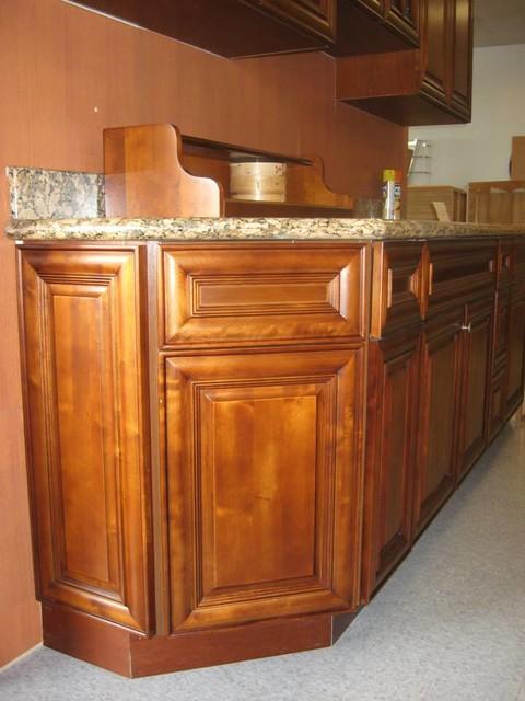 Chestnut Color Cabinet