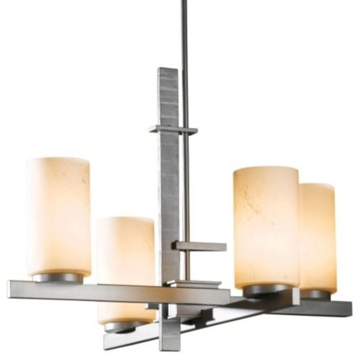Ondrian Tiered Chandelier contemporary-chandeliers