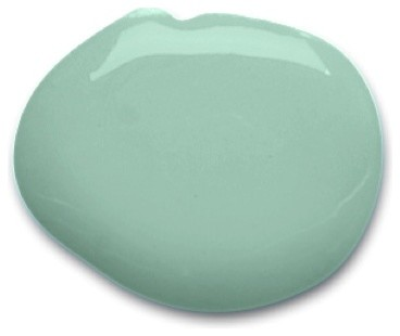 Sherwin-Williams green paint color – Aloe (SW 6464)