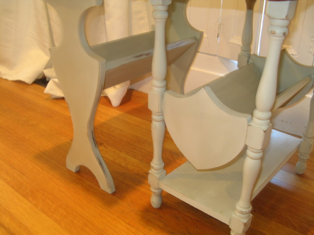 Custom Rustic Furniture beach-style-side-tables-and-end-tables