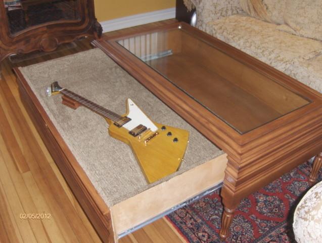 Rock n' Roll Custom Furniture