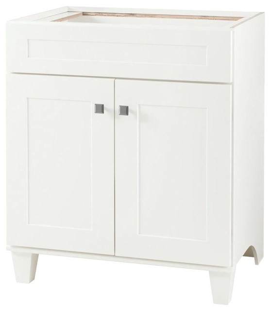 Home Decorators Collection Cabinets Creeley 30 in. Vanity Cabinet Only in - Contemporary ...