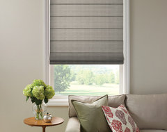 Good Housekeeping Roman Shades traditional roman blinds