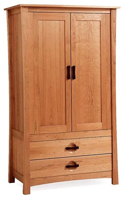 Berkeley Armoire By Copeland Contemporary Armoires And
