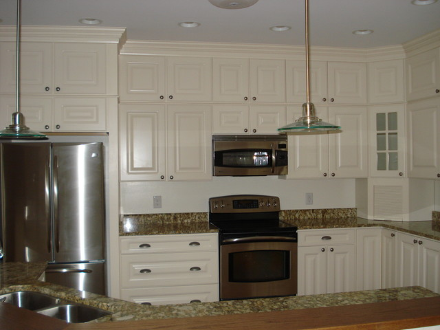 Stacking Stock Cabinets - Traditional - dc metro - by ...