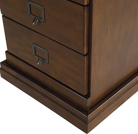 Original Home Office Plinth Base Set For Corner Desk with Two 2-Cabinet Credenza - Traditional ...