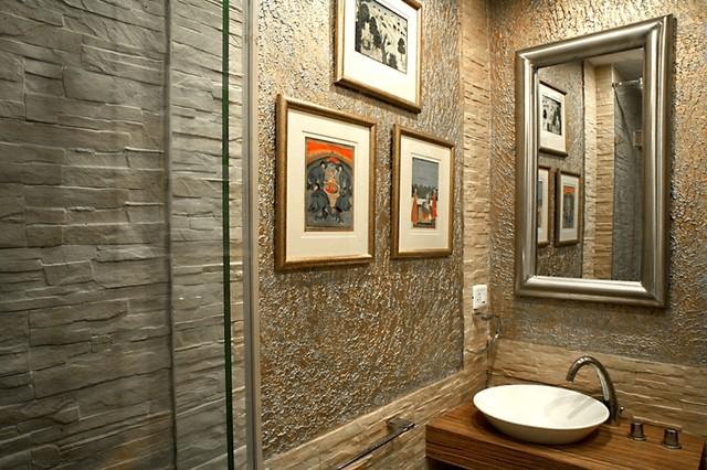 AM Designs contemporary-bathroom
