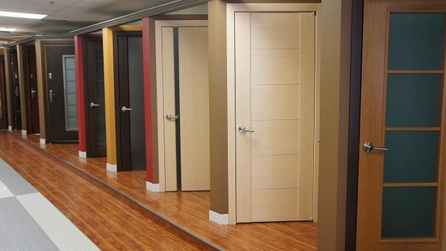 Modern & Contemporary Interior Doors : New Jersey Showroom ...