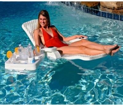 Texas Recreation Ultra Kool Floating Tray & Game Board modern-kids-toys