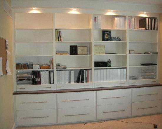 Custom Cabinets / Home Office -