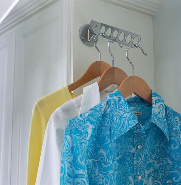 Delightful Laundry Room Valet Rod Laundry Room Valet Rod   Contemporary   Hooks And  Hangers   New Amazing Design