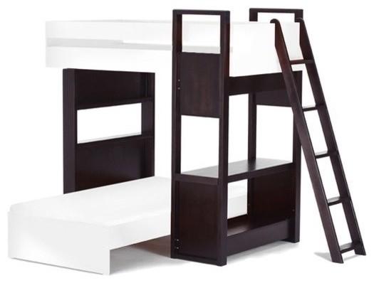 Argington Uffizi Bunk Bed Modern Bunk Beds portland