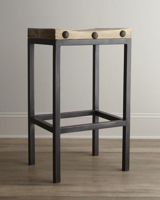 'Wilber' Stools contemporary-bar-stools-and-counter-stools