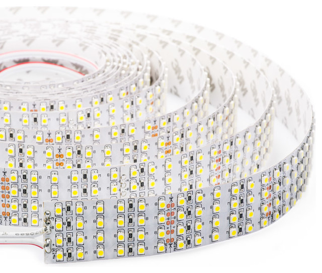 4NFLS-x2160-24V series Quad Row High Power LED Flexible Light Strip - Contemporary ...