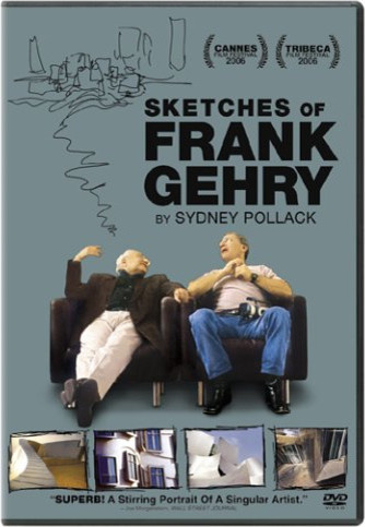 Sketches of Frank Gehry by Sydney Pollack contemporary-artwork