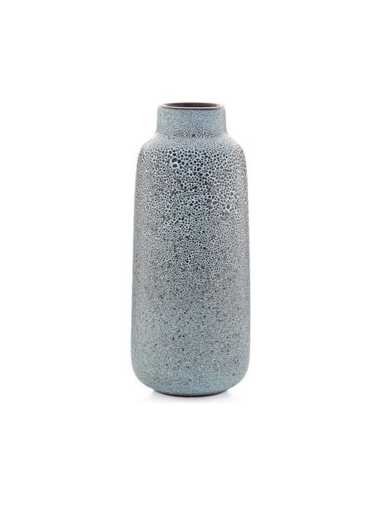 Multi stem vase in cool lava - Heath Ceramics new vase collection takes inspiration from the original Heath budvase designed in the 1950s, yet stands out for its refined, contemporary lines. Stunning with or without flowers, as a family, mixed and matched or on their own.