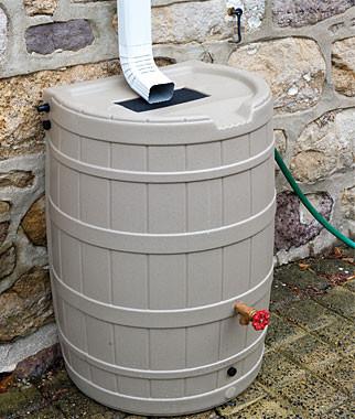 SpringSaver Rainbarrel traditional-irrigation-equipment