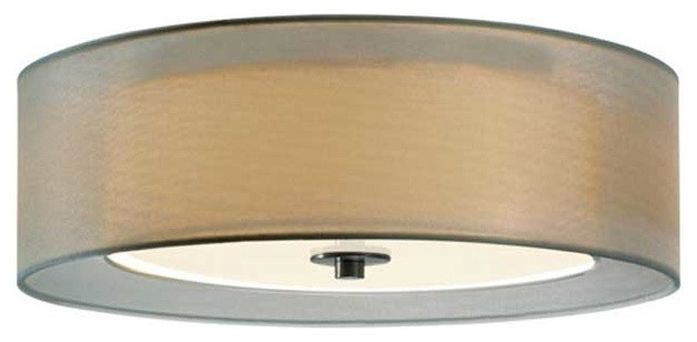 Puri Ceiling Flush Mount by Sonneman A Way Of Light - eclectic ... - Eclectic Ceilings