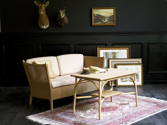 Rattan Classics - Duo 2-seater and Duo table modern-furniture