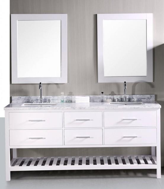 36 5 Inch Modern Single Sink Bathroom Vanity Pearl White 72 Inch Double Sin