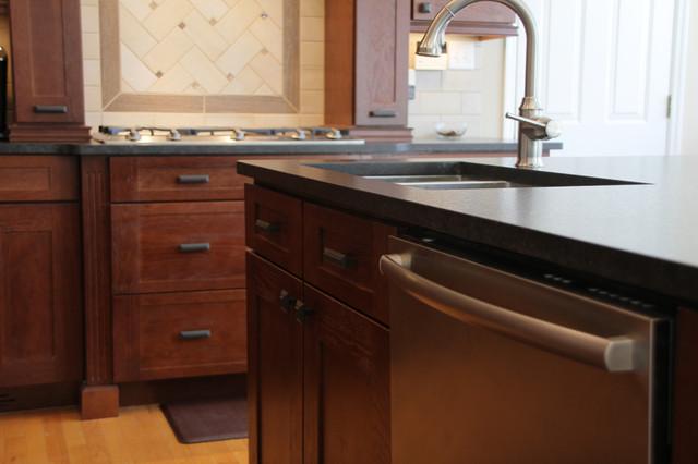 Kent Kitchen Renovation contemporary