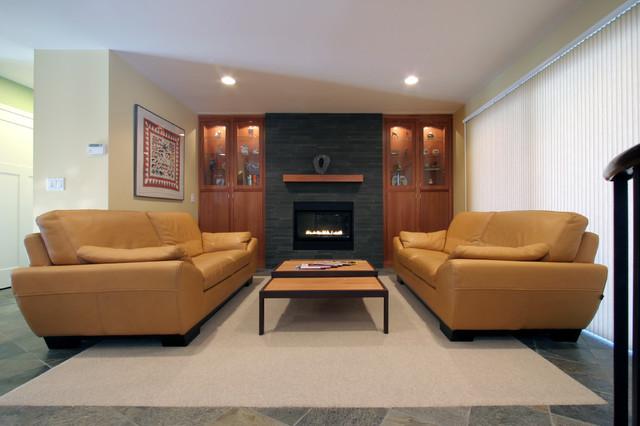 Tupa Drive Renovation contemporary-living-room