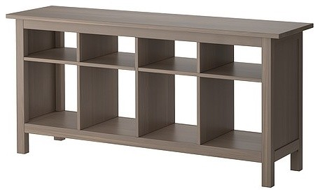 HEMNES Sofa table modern-side-tables-and-end-tables