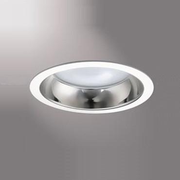 E7SRC 7 Inch Lensed Shower Downlight Trim modern-recessed-lighting-kits