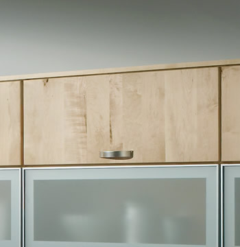 Wall Top-Hinge Cabinets - Traditional - Kitchen Cabinetry - other metro - by Merillat