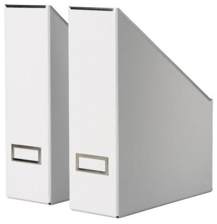 KASSETT Magazine file - Contemporary - Magazine Racks - by IKEA