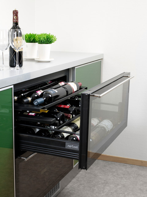 Wine Drawer & WineCabinet - Contemporary - Refrigerators And Freezers - perth - by OzCoolrooms ...