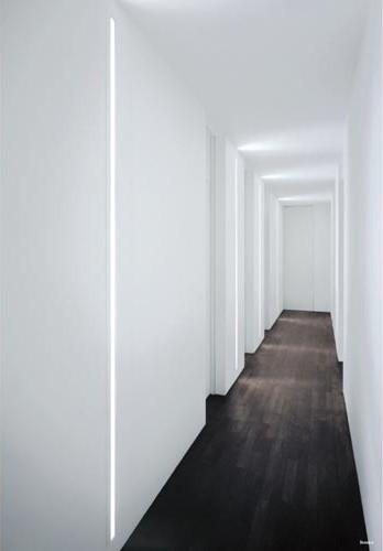 FontanaArte Slot Recessed Wall Light Contemporary