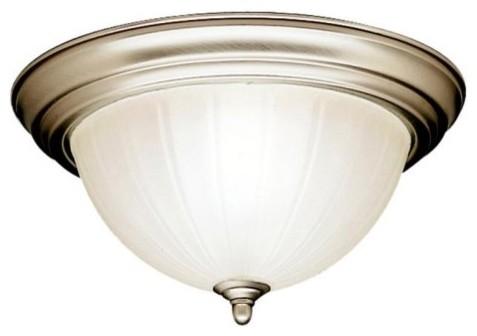 Kichler Anna 10864 Flush Mount contemporary-ceiling-lighting