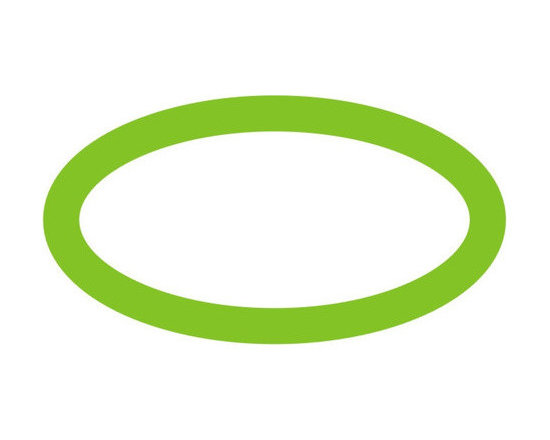 """Zaneen Lighting - Spool Acrylic Ring Insert Accessory in Green - Features: -Ring insert accessory. -Spool collection. Specifications: -Approved by CSA for North American Standards. -Overall dimensions: 16.5"""" H x 16.5"""" W."""