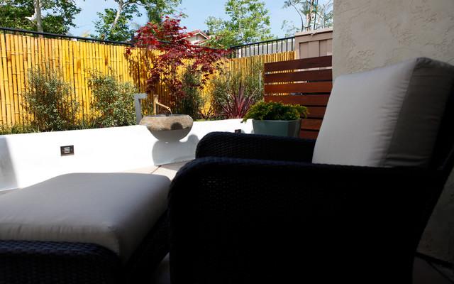 Asian Inspired Japanese Garden Design asian-patio