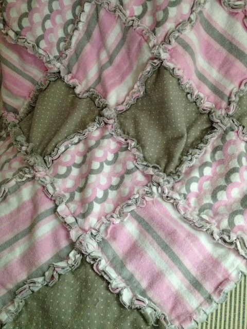 Rag Quilt quilts-and-quilt-sets