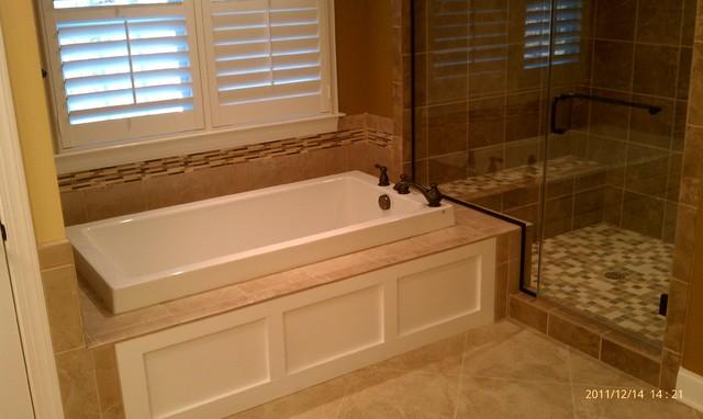 Bathroom Remodeling Charlotte NC Traditional charlotte
